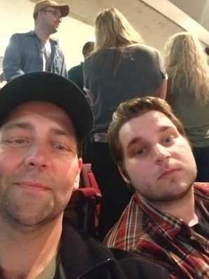 Danny attended Weezer / Pixies - Alternative Rock on Mar 10th 2019 via VetTix
