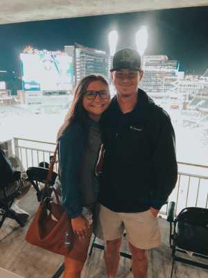 Eddie attended Atlanta Braves vs. New York Mets - MLB on Jun 18th 2019 via VetTix