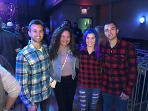 Michael attended Tyler Farr - Country on Apr 11th 2019 via VetTix