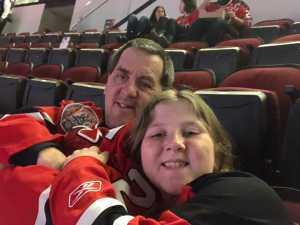 Tony attended New Jersey Devils vs. Boston Bruins - NHL on Mar 21st 2019 via VetTix