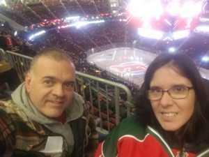 Joseph attended New Jersey Devils vs. Boston Bruins - NHL on Mar 21st 2019 via VetTix