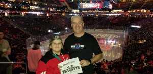 Michael attended New Jersey Devils vs. Boston Bruins - NHL on Mar 21st 2019 via VetTix