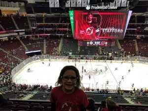 Eric attended New Jersey Devils vs. Boston Bruins - NHL on Mar 21st 2019 via VetTix