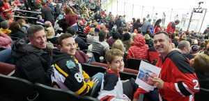 Sean attended New Jersey Devils vs. Boston Bruins - NHL on Mar 21st 2019 via VetTix
