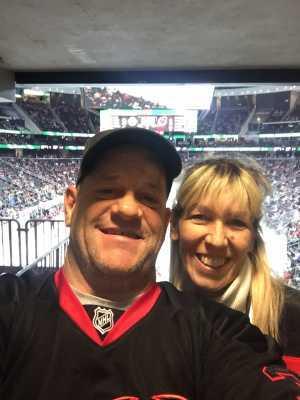Scott attended New Jersey Devils vs. Boston Bruins - NHL on Mar 21st 2019 via VetTix