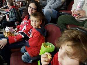 Grace attended New Jersey Devils vs. Buffalo Sabres - NHL on Mar 25th 2019 via VetTix