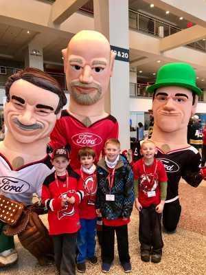 Carolyn attended New Jersey Devils vs. Buffalo Sabres - NHL on Mar 25th 2019 via VetTix