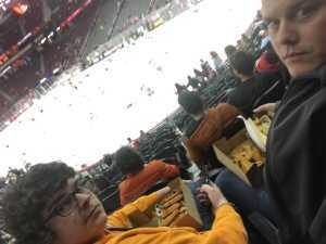 Bret attended New Jersey Devils vs. Buffalo Sabres - NHL on Mar 25th 2019 via VetTix