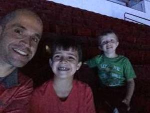 Matthew attended Disney on Ice Presents Frozen - Ice Shows on Apr 17th 2019 via VetTix