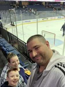 Nicholas attended Chicago Wolves vs. Manitoba Moose - AHL - Special Instructions * See Notes on Apr 14th 2019 via VetTix
