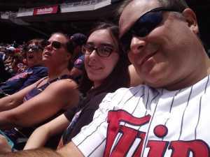 Timothy attended Minnesota Twins vs. Chicago White Sox - MLB on May 25th 2019 via VetTix