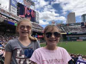 Joe attended Minnesota Twins vs. Chicago White Sox - MLB on May 25th 2019 via VetTix