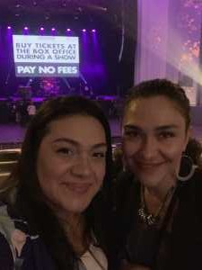 Alex attended Tributes to U2 and Coldplay With Unforgettable Fire & Fix You - Undefined on Apr 20th 2019 via VetTix