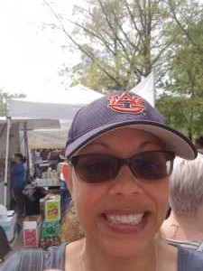 NICOLE attended Auburn Football: A-day Spring Game 2019 - NCAA on Apr 13th 2019 via VetTix