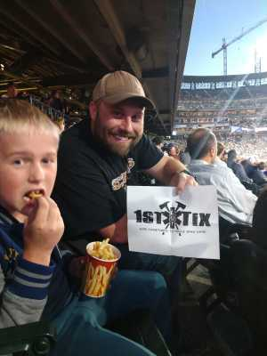 Ryan B attended Colorado Rockies vs. Atlanta Braves - MLB on Apr 9th 2019 via VetTix