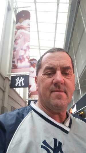 Tony attended New York Yankees vs. Baltimore Orioles - MLB on Mar 31st 2019 via VetTix