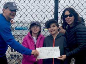 Jennifer attended New York Yankees vs. Baltimore Orioles - MLB on Mar 31st 2019 via VetTix