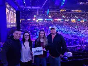 Brian attended Kenny Chesney: Songs for the Saints Tour - Country on Apr 7th 2019 via VetTix