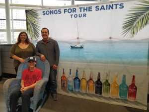 Jason attended Kenny Chesney: Songs for the Saints Tour - Country on Apr 7th 2019 via VetTix