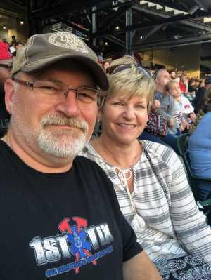 Eddie attended Atlanta Braves vs. New York Mets - MLB on Apr 14th 2019 via VetTix