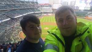 Carter attended Atlanta Braves vs. New York Mets - MLB on Apr 14th 2019 via VetTix