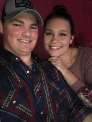Brooks  attended Eric Church: Double Down Tour Friday Only on Apr 19th 2019 via VetTix