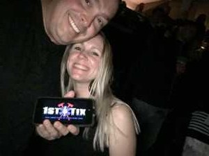 Keith  attended Eric Church: Double Down Tour Friday Only on Apr 19th 2019 via VetTix