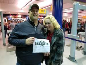John attended Eric Church: Double Down Tour - Saturday Only on Apr 20th 2019 via VetTix