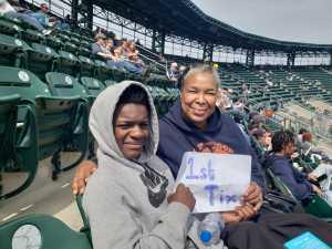 Terrisena attended Detroit Tigers vs. Kansas City Royals - MLB on Apr 7th 2019 via VetTix