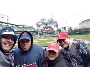 Juan attended Detroit Tigers vs. Cleveland Indians - MLB on Apr 10th 2019 via VetTix