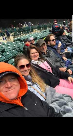 Brian attended Detroit Tigers vs. Cleveland Indians - MLB on Apr 11th 2019 via VetTix