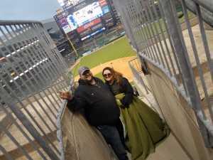 Chris attended Detroit Tigers vs. Pittsburgh Pirates - MLB on Apr 17th 2019 via VetTix