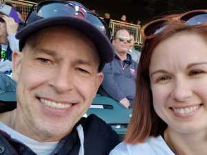 Bethany attended Minnesota Twins vs. Los Angeles Angels - MLB on May 13th 2019 via VetTix