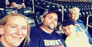 Maria attended Minnesota Twins vs. Los Angeles Angels - MLB on May 13th 2019 via VetTix