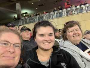 Valerie attended Minnesota Twins vs. Los Angeles Angels - MLB on May 14th 2019 via VetTix