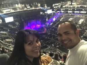Jerry attended P! Nk - Beautiful Trauma World Tour With Julia Michaels on Apr 15th 2019 via VetTix
