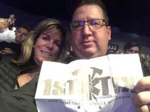 Jonathan attended P! Nk - Beautiful Trauma World Tour With Julia Michaels on Apr 15th 2019 via VetTix
