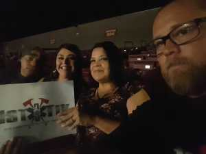 Jason attended 559 Fights 71 - Live Mixed Martial Arts - Presented by 559 Fights on Apr 19th 2019 via VetTix