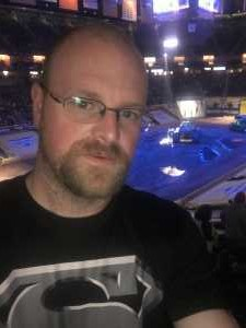 Chris attended Monster Jam on Apr 6th 2019 via VetTix