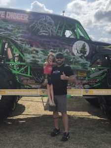 Adam attended Monster Jam World Finals - Motorsports/racing on May 10th 2019 via VetTix