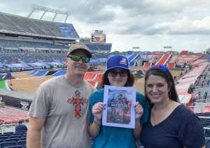 Mike attended Monster Jam World Finals - Motorsports/racing on May 10th 2019 via VetTix