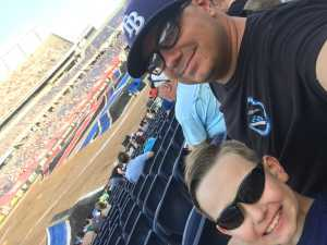 Justin attended Monster Jam World Finals - Motorsports/racing on May 10th 2019 via VetTix