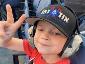 Debra attended Monster Jam World Finals - Motorsports/racing on May 10th 2019 via VetTix