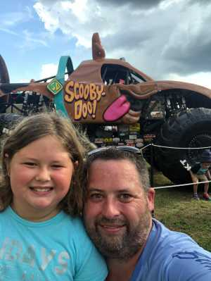Gregory attended Monster Jam World Finals - Motorsports/racing on May 10th 2019 via VetTix