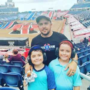 Terence attended Monster Jam World Finals - Motorsports/racing on May 10th 2019 via VetTix