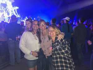 Sara  attended Old Dominion - Make It Sweet Tour on Apr 13th 2019 via VetTix