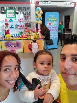 Juan A Lara attended Sesame Street Live: Make Your Magic on Apr 12th 2019 via VetTix