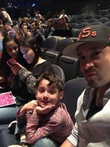 Jose attended Roald Dahl's Willy Wonka on Apr 13th 2019 via VetTix