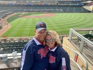 Nikol attended Minnesota Twins vs. Boston Red Sox - MLB on Jun 18th 2019 via VetTix