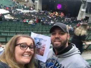 Stacie attended Whitesnake - Nu-metal on Apr 20th 2019 via VetTix